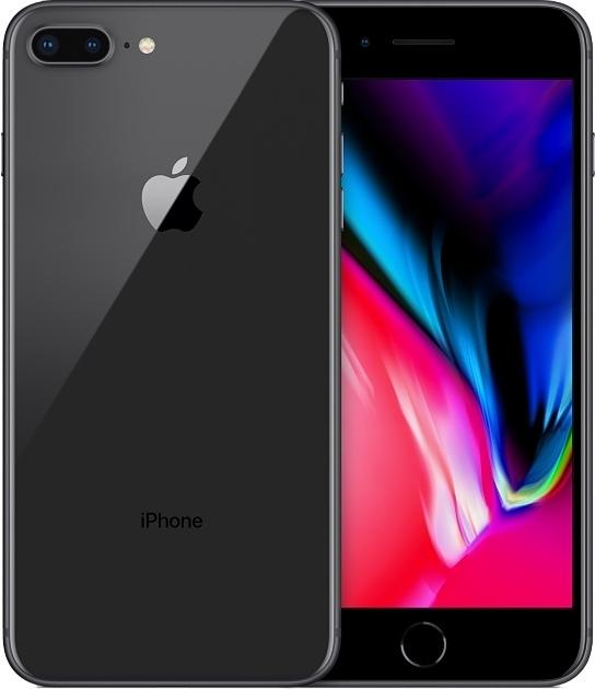 Смартфон Apple iPhone 8 Plus 64Gb (MQ8L2RU/A) Space Gray