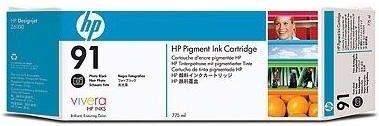 Струйный картридж HP 91 Matte Black (C9464A) фото