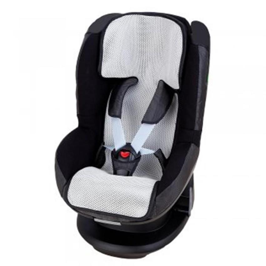 Купить ALTABEBE Дышащий защитный вкладыш для автокресел [AL7041], Черный, серый, полиэстер, Аксессуары для колясок и автокресел