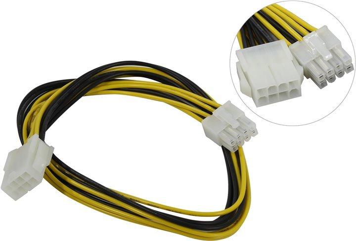 Картинка - Кабель удлинительный Espada 8-pin EPS - 8-pin EPS (E8pinEXTCabMb50) 0.5м
