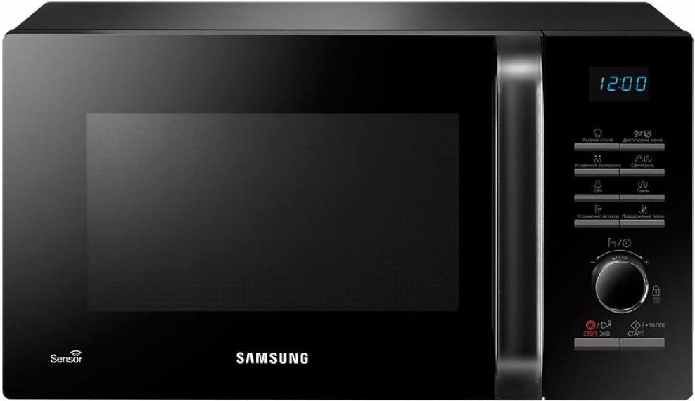 Микроволновая печь с грилем Samsung MG23H3115QK