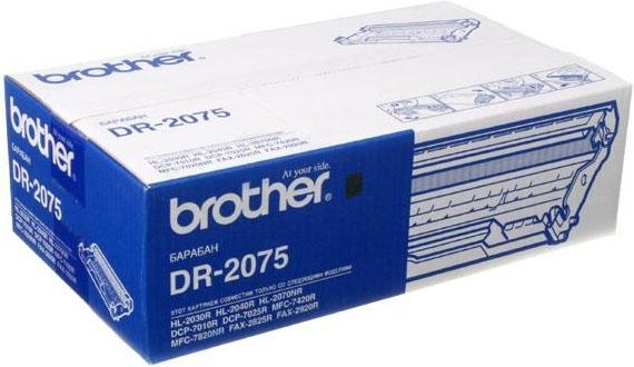 Купить Фотобарабан Brother DR-2075 для HL-2030/HL-2040/HL-2070N/FAX-2920R/DCP-7010R/DCP-7025/DCP-7025R/MFC-7420/MFC-7820/MFC-7820N/FAX-2920R/FAX-2825R DR2075, Китай