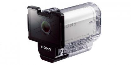 Аква-бокс Sony Action Cam MPK-AS3 аквабокс с плоской линзой в комплекте MPKAS3.SYH