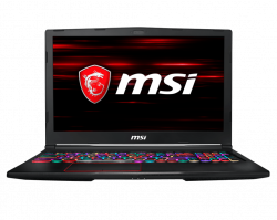 Ноутбук MSI GE73 Raider RGB 8RE-097RU (9S7-17C512-097) Black