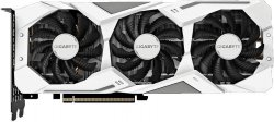 (Некондиция) Видеокарта nVidia GeForce RTX2070 Gigabyte PCI-E 8192Mb (GV-N2070GAMINGOC WHITE-8GC)
