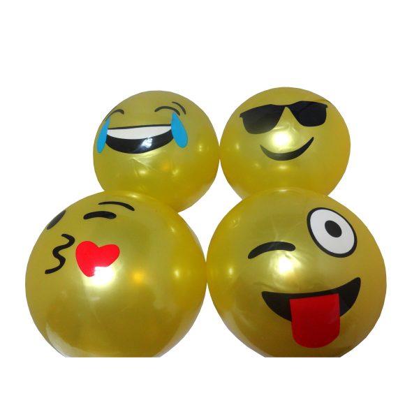 Купить НАША ИГРУШКА Мяч детский Смайлы , 22 см [635912], Наша игрушка, ПВХ, Детские мячи и прыгуны