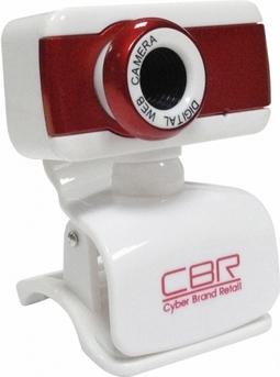 Веб-камера CBR CW-832M Red