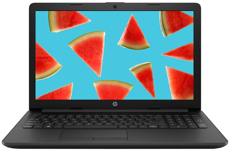 Ноутбук HP 15-db1175ur (9QX25EA) черный