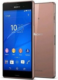 Смартфон Sony Xperia Z3 Dual D6633 Copper
