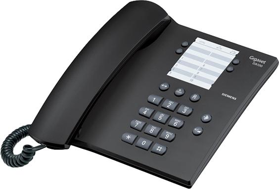 Проводной телефон Gigaset DA100 S30054-S6526-S301