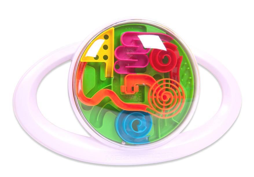 Купить ABTOYS Развивающая игра 3D интеллектуальный шар , 15 см [PT-00557(WZ-A3948)], Головоломки