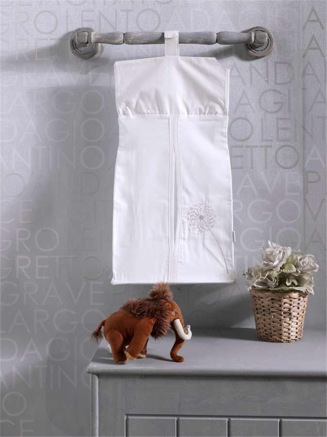Купить KIDBOO Прикроватная сумка серии Spring Saten (размер 30x65 см) [00-0011626], 100% полиэстер/ 100% хлопок, Для мальчиков и девочек, Принадлежности для хранения игрушек
