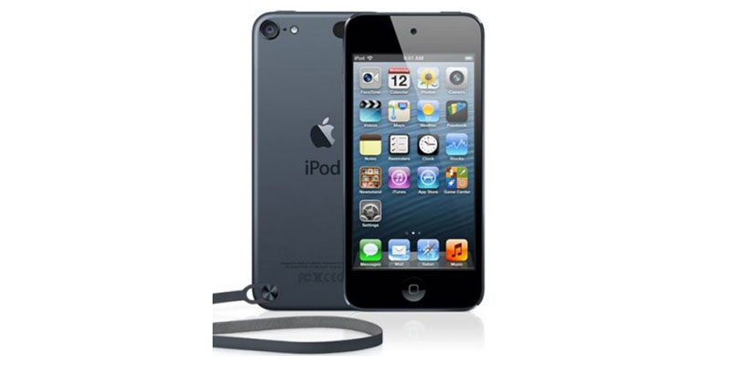 Apple iPod Touch 5 32Gb Black MD723RP/A