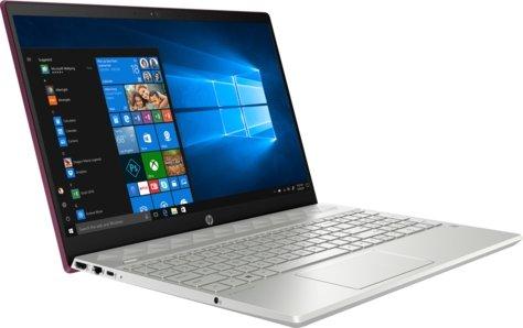 Ноутбук HP Pavilion 15-cs0014ur (4GN85EA) бордовый