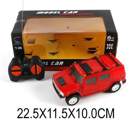 Купить НАША ИГРУШКА Машина на радиоуправлении, 4 канала, [6142D], Наша игрушка, пластмасса, Игрушки на радиоуправлении