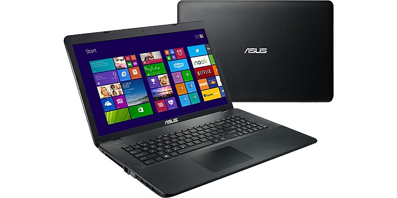 Ноутбук ASUS X752MD (R752MD-TY033H)