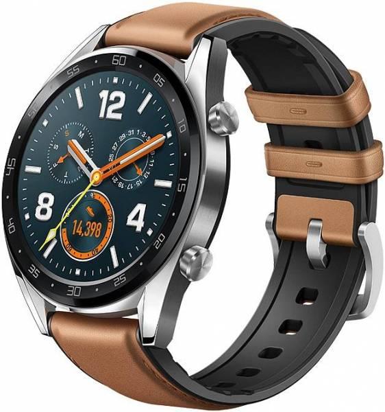 Купить Смарт-часы Huawei Watch GT коричневый, умные часы, Коричневый, Китай